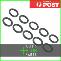 Fits VOLKSWAGEN JETTA/SYNCRO - SEAL O-RING A/C LINE PCS 10