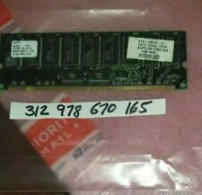 Sun 1GB PC133 133MHz ECC Registered CL3 168-Pin DIMM   Mfr P/N # 370-4874-01