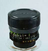 Extremely RARE! Mamiya AUTO SEKOR 14mm Fish-eye SX F3.5 M42 Screw Mount Lens