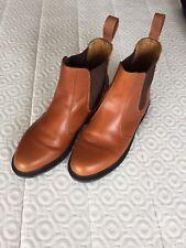 Doc Martens Brown Chelsea Boot - Size UK 7 EU41