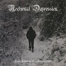 Nocturnal Depression - Four Seasons To A Depression ++ CD ++ NEU !!