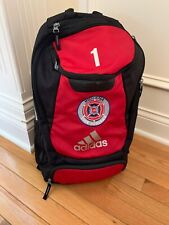 Adidas Climaproof Stadium Team Soccer Red Backpack Indiana Fire  #1