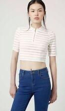 High Neck Tops & Shirts for Topshop Women