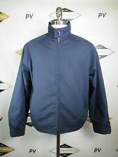 E9864 VTG CAMPUS Full-Zip Classic Jacket Size XL Made in USA