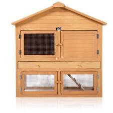 Clapier Cage À Lapin bois petits Animaux de Compagnie Cobaye Mouse Zoomundo