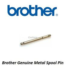 BROTHER SEWING MACHINE STANDARD METAL SPOOL PIN COTTON REEL HOLDER - Push in