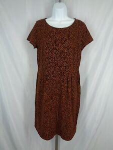 Boden Phoebe Jersey Dress Size US 10P UK 14P