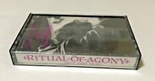 Ritual of Agony (USA) Half Past Dead Demo Cassette 1990 Speed Power Metal
