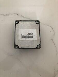 VAUXHALL OPEL MERIVA Z16XE/SE ECU 12214810 HSFI-2.5