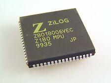Zilog Z8018006VEC Z180 6MHz CMOS Enh MPU Microcontroller  OMB3-32
