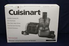 Cuisinart CFP-26SVPCFR Elemental 13 Cup Food Processor with Spiralizer D1