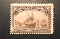 Canada Stamp # 103 Mint OG H $250+ Low Price