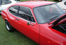 FORD MK1 Escort Mexico AVO Capri Cortina WINGARD MIRROR RS CAPRI ANGLIA PAIR 2 #