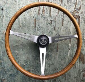 Mk1 Lotus Cortina original steering wheel