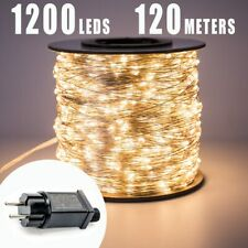 10m/120m LED String Lights street fairy Light Waterproof for Outdoor Christmas