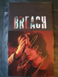 Lewis Capaldi - Breach (ep) - gold signed insert - includes Someone You Loved