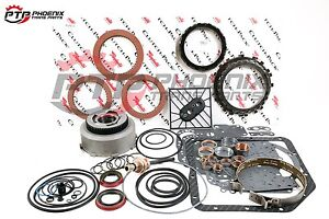 TH350 Rebuild Kit High Performance Turbo 350 Hydra Matic 69-79 Level 4 Chevy