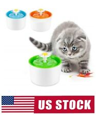 4pcs Cat Pet Puppy Water Fountain Charcoal Filter for Fresh Bowl Drink Dish