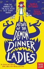 NEW Attack of the Demon Dinner Ladies (Baby Aliens) by Pamela Butchart