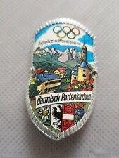 Alter Stocknagel Garmisch Partenkirchen