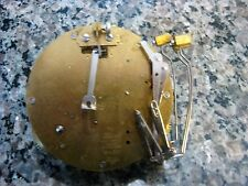 Used Hermle clock movement #131-030, 31 cm for parts or repair