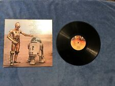THE STORY OF STAR WARS FROM THE ORIGINAL SOUNDTRACK   VINYL ALBUM
