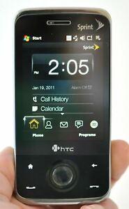 HTC TOUCH PRO Sprint Wireless Smart Phone XV6850 PPC XV-6850 bluetooth 3G GradeC