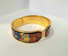 FREY WILLE CLASP BANGLE CONTESSA ENAMEL LADIES BRACELET.GREAT CONDITION