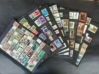 POLAND 1950- 1971, COLLECTION OF 240 STAMPS