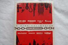 Western Unchained Box (Italo-Western, Mercenario, Tepepa, Yankee, Rocco) 8 DVDs