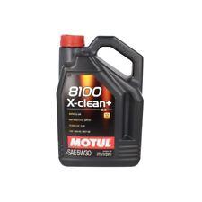 Motoröl MOTUL 8100 X-clean+ 5W30, 5 Liter