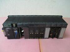 State Logic CPU IC693CSE340D PLC, GE Fanuc Series 90-30, AD693CMM301A Com Module