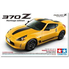 Tamiya 24348 Nissan 370Z edición 1:24 Coche Modelo Kit patrimonio