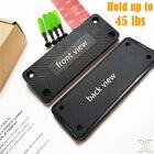 USA Gun Holder Magnetic Holster For Car Magnet Mount Concealed Pistol Under Desk
