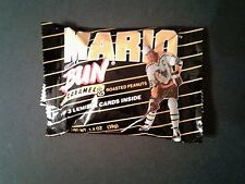 1993 MARIO LEMIEUX Penquins Hockey Memorabilia Card Inside Candy Bun/Bar~UNOPEN~