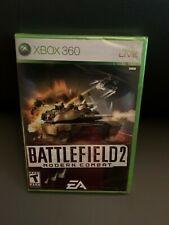 Battlefield 2 Modern Combat Microsoft Xbox 360 New Sealed