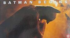 BATMAN BEGINS - 2-DVD - SPECIAL EDITION ( + 10 POSTCARDS)
