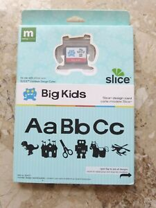 "Making Memories Slice Design SD Card ""Big Kids"" 32417 NEW"