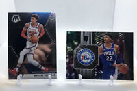 2019-2020 Panini Mosaic Matisse Thybulle 🔥Rookie🔥 - 9 Card Lot RC Sixers SP