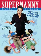 Supernanny: Season 1