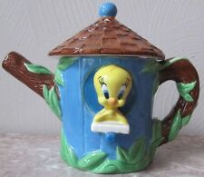 Tweety Bird Tree House Teapot - Warner Brother Bros Studio Store