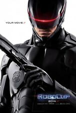 Robocop (2014) DOUBLE SIDED ORIGINAL MOVIE film POSTER Advance US One Sheet!
