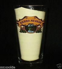Beerware Sierra Nevada Brewing Co Beer Pint Glass