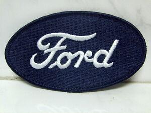 Aufnäher Aufbügler Patch Ford Gewebeaufnäher 7 x 12 cm