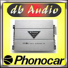 Phonocar PH501 Amplificatore Audio per Auto da 6 Canali 5.1 Dolby Digital DTS