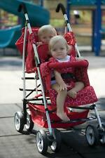 Kinderwagon The Lightest Double/Twin Pram/Stroller