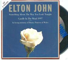 ELTON JOHN Candle In The Wind EU CARDslv CD SINGLE DIANA