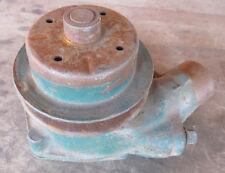 NOS GM Chevrolet 216 ci 235 ci Blue Flame 6 Water Pump 2 Hole 1941-1954