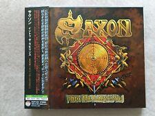 SAXON-Into The Labyrinth-2009 CD Japan