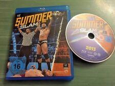 WWE Summerslam 2013 Blue Ray WWF NWO WCW Orton Triple H